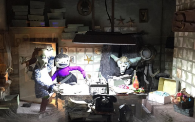 Museu da Marioneta: visita de estudo