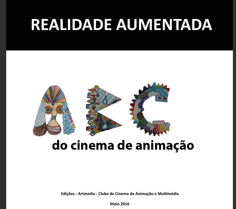 """Livro Digital: """"ABC do Cinema de Animação"""""""