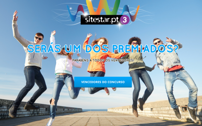 Site do Artmedia : Premiado no concurso SiteStar 3 da Deco