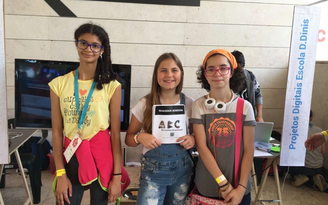 """Participação no """"Maker Faire Lisbon"""" em Junho 2016"""