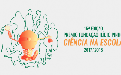 """Prémio """"Ciência na Escola"""" : Três projetos selecionados para a 2ª fase"""